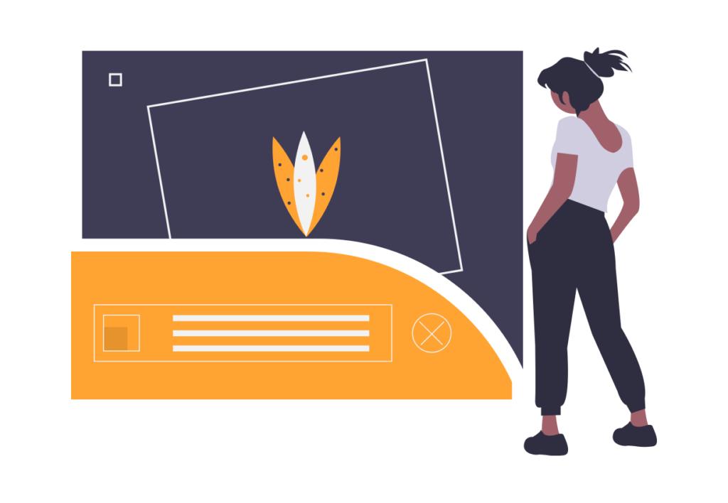 איך לעצב אתר