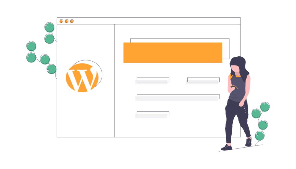 וורדפרס פלטפורמה לבניית אתרים